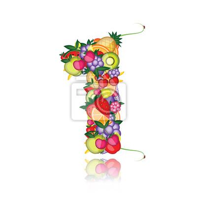 Die Nummer eins aus Früchten hergestellt. Sehen Sie andere in meiner Galerie