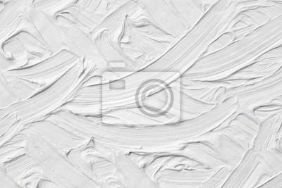 Fototapete Die Textur ist eine dreidimensionale Zeichnung der weißen Farbe. Hintergrund für Postkarten im Retro-Stil für die Hochzeit.