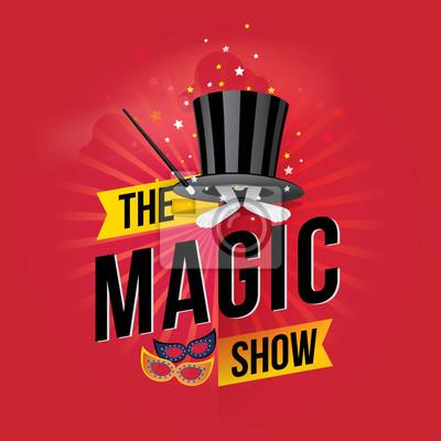Die Zaubershow. Abbildung