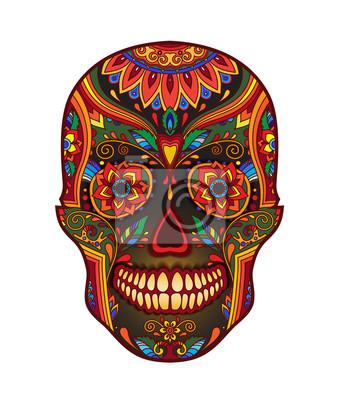 Drucken mexikanischen traditionellen Zweier für T-shirt