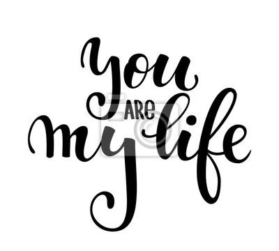 du bist mein leben