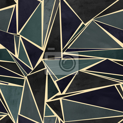 Dunkle Farben.Dunkle Farben Moderner Geometrischer Abstrakter Hintergrund