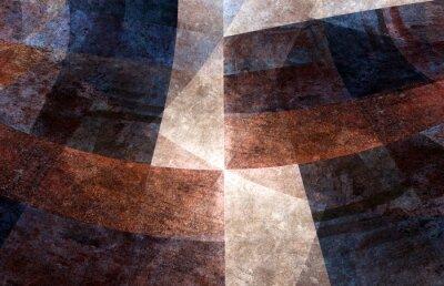 Fototapete dunkle Perspektive Hintergrund