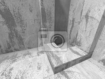 Beton In Interieur : Dunklen beton raum interieur zusammenfassung architektur