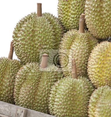 Durian zu Marktpreisen