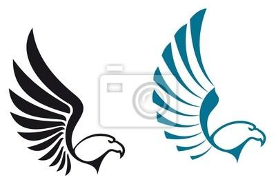 Eagle-Symbole