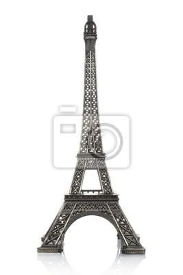 Eiffelturm mit Clipping-Pfad