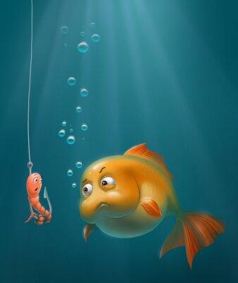 ein Fisch