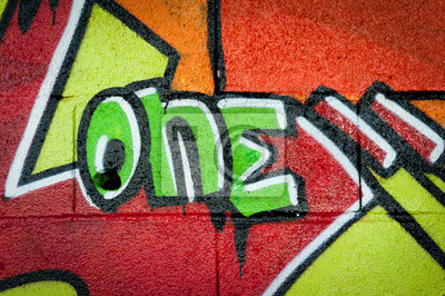 Ein Graffiti