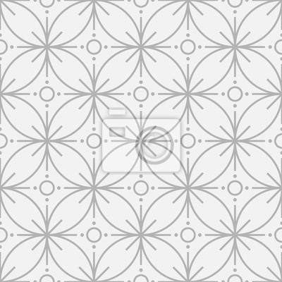 fototapete einfache graue nahtlose mustertapete - Muster Tapete