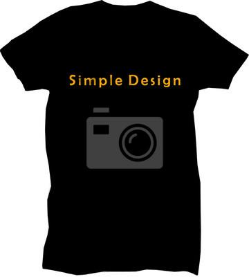 einfache Kleidung