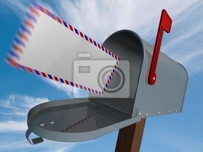 Eingehende E-Mail