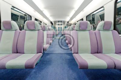 Fototapete Eisenbahn