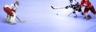 Fototapete Eishockey Weltmeisterschaft