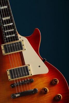 Fototapete Elektrische Gitarre