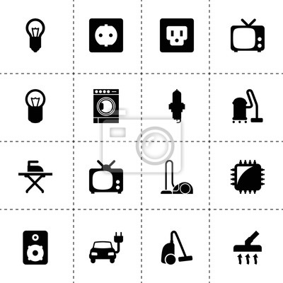 Berühmt Elektrische Liniensymbole Galerie - Elektrische ...