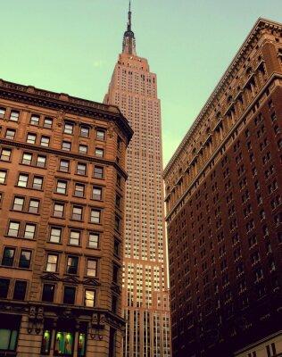 Fototapete Empire State Building