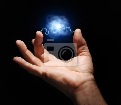 Fototapete Energie