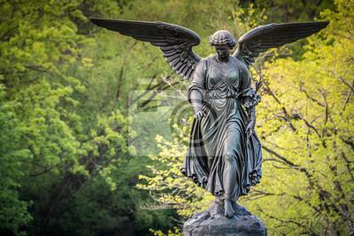 Engel Statue in New York