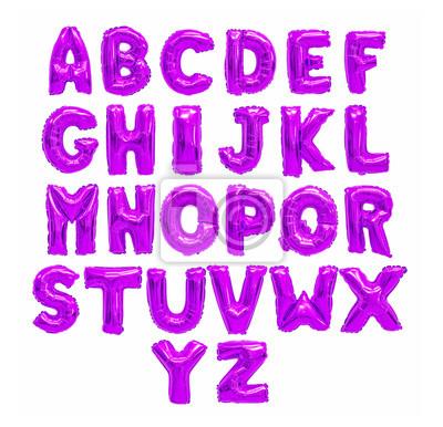 violett auf englisch