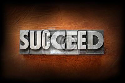 Erfolg haben