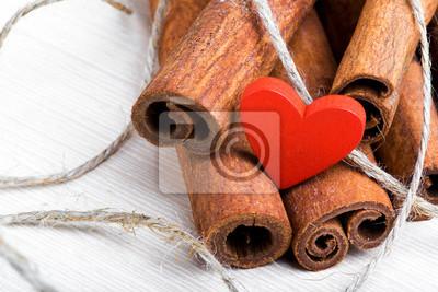 Essen Gekocht Mit Liebe Valentinstag Fototapete Fototapeten