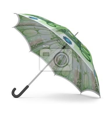 Euro Regenschirm