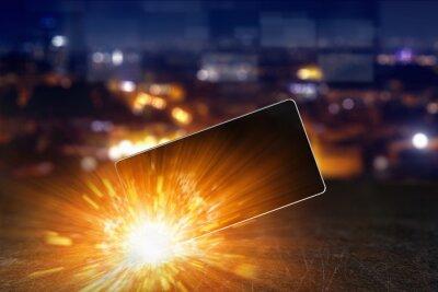 Explodierende Smartphone, Überhitzung Batteriezellen