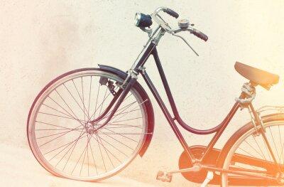 Fototapete Fahrradrettung