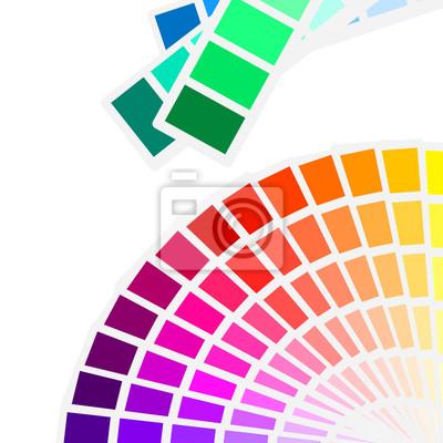 Farbspektrum Palette