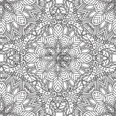 Fantastisch Muster Färbung In Seiten Galerie - Ideen färben ...