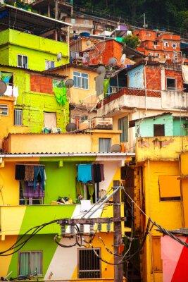Fototapete  Favela