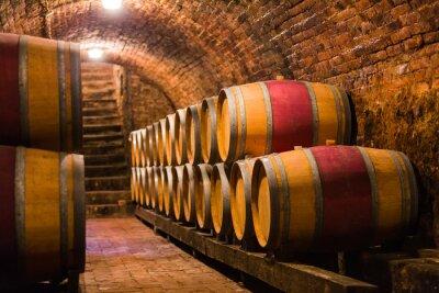 Fototapete Feine Empfänger für die besten Weine