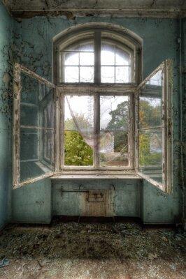 Fototapete Fenster fenster öffnen fototapete fototapeten ghostlike entarteten