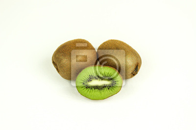 Fesh geschnittene Kiwi
