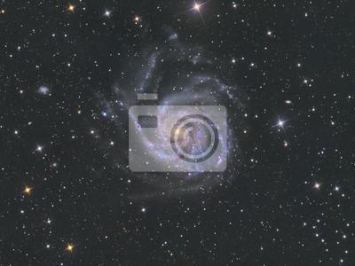 Feuerrad-Galaxie M101