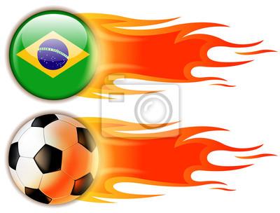 Feuerwehrkampfsport-Banner