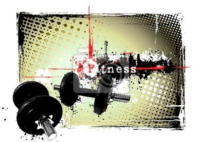 Fitness-Rahmen