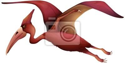 fliegen pterosaur
