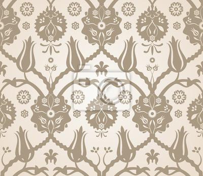 Floral nahtlose Muster Hintergrund