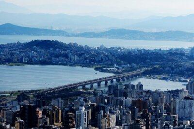 Fototapete Florianópolis - Santa Catarina - Brasilien