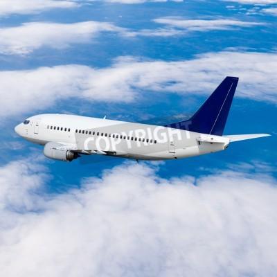 Fototapete Flugzeug