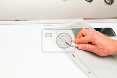 Flusensieb reinigen fototapete u2022 fototapeten trockner ziehen