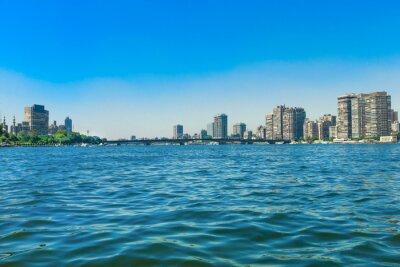 Fototapete Fluss Nil von Kairo