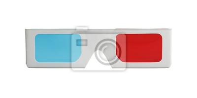 Font 3D-Brille