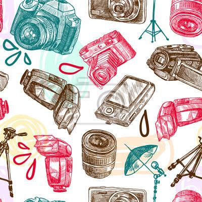 Foto seamless pattern