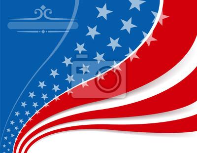 Fourth of July Hintergrund