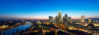Fototapete Frankfurt am Main