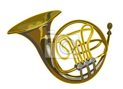 Französisch Horn