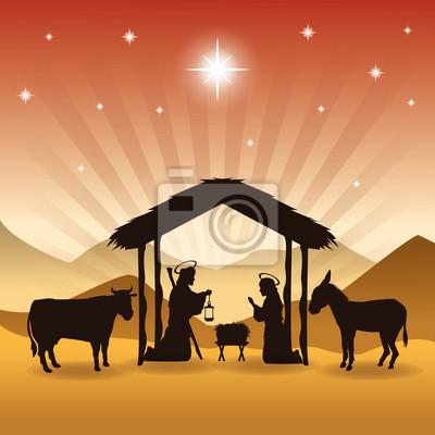 Die Familie Weihnachten Frohe Ihnen und